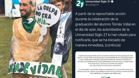 Estudiante Universidad Siglo 21