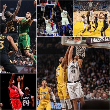 Navidad NBA