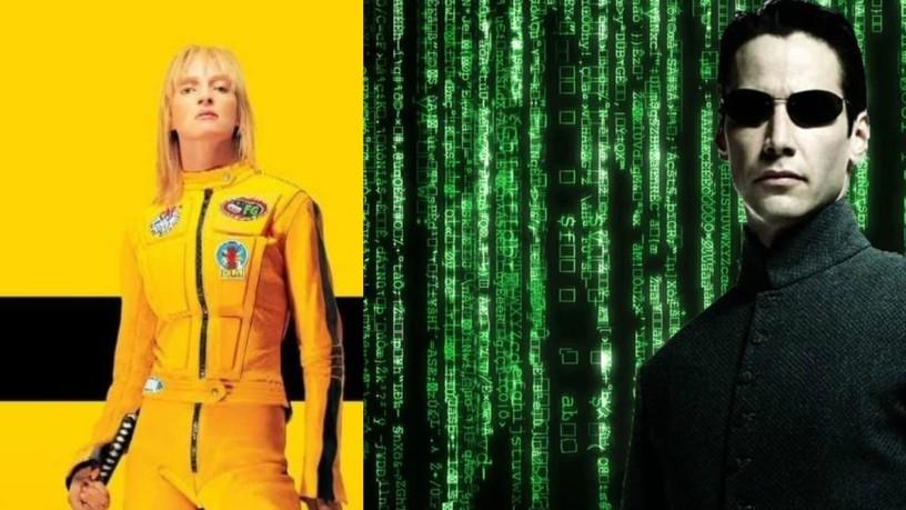 Kill Bill The Matrix