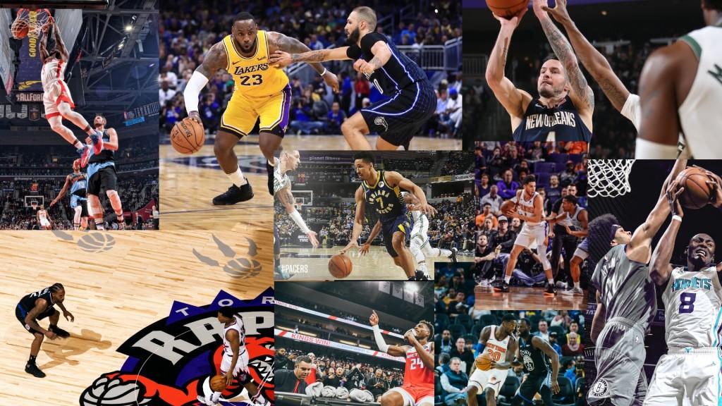 NBA 11 de diciembre