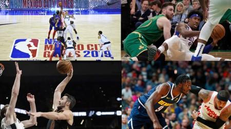 NBA 12 de diciembre