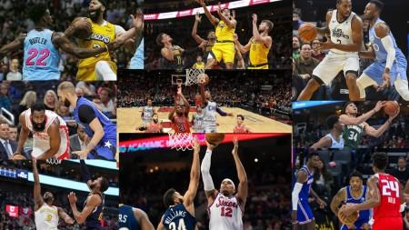 Noche NBA 13 de Diciembre