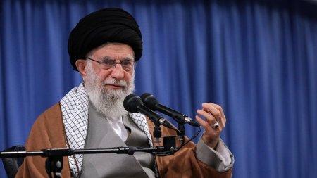 Líder Supremo Iraní Ali Khamenei