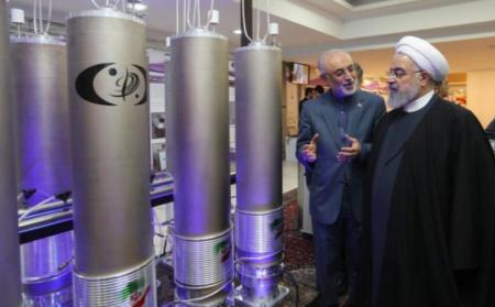 Energía nuclear Irán